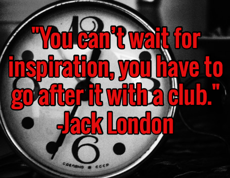 jack london inspiration quote