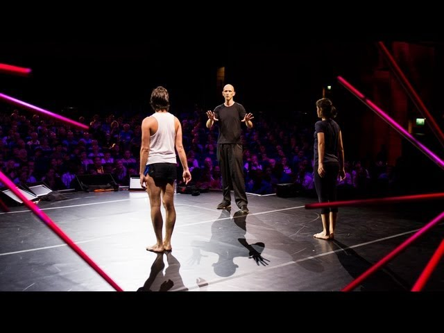 Innovation Talk: Choreographer's Creative Process in Real Time