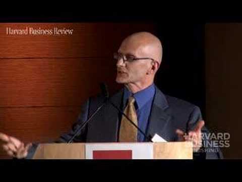 Innovation Talk: Prahalad and Brugmann accept HBR McKinsey McKinsey Awards
