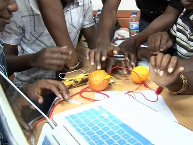 CREATIVITY AND INNOVATION CAMP VIDEO