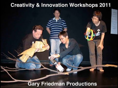 Creativity and Innovation Workshops 2011