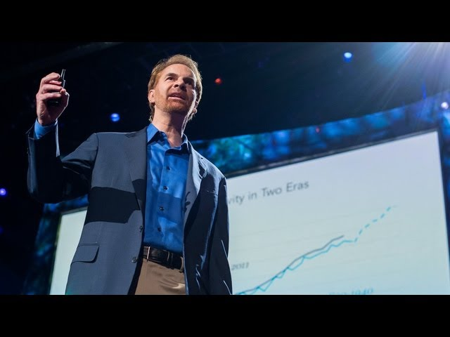 Innovation Talk: Race with Machines, Key to Growth