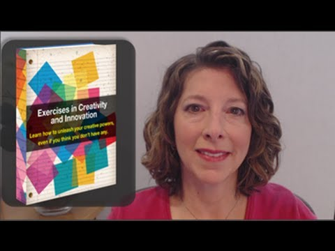 Innovation Video: Creativity and Innovation Exercises
