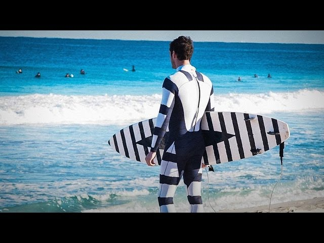 Innovation Talk: Shark-deterrent Wetsuit