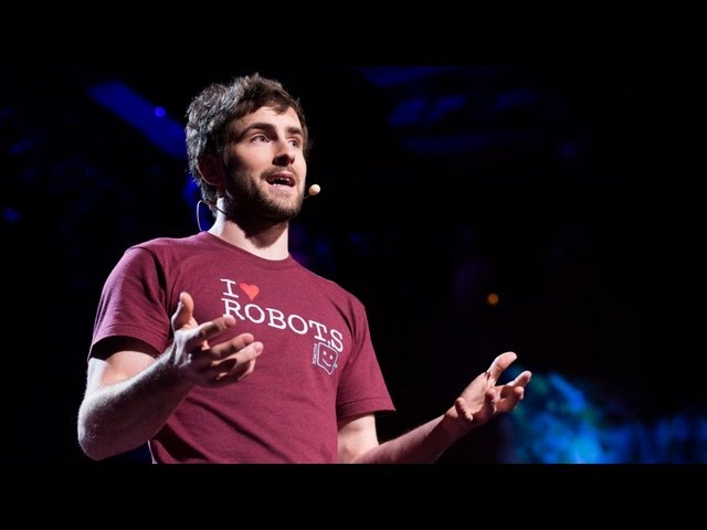 Innovation Talk: Mini Robot Powered by Phone