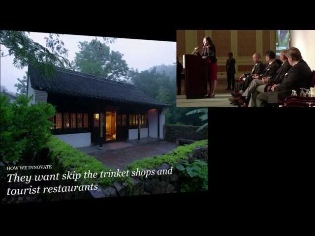 Innovation Video: Creativity and Innovation in Tourism