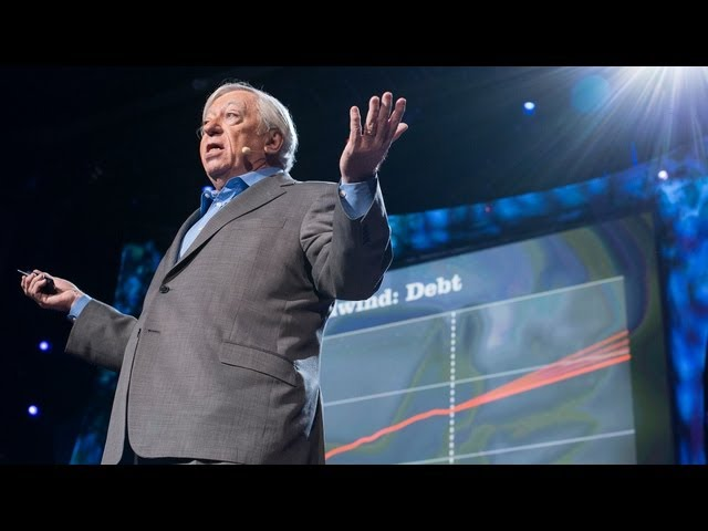 Innovation Talk: The Death of Innovation, the End of Growth
