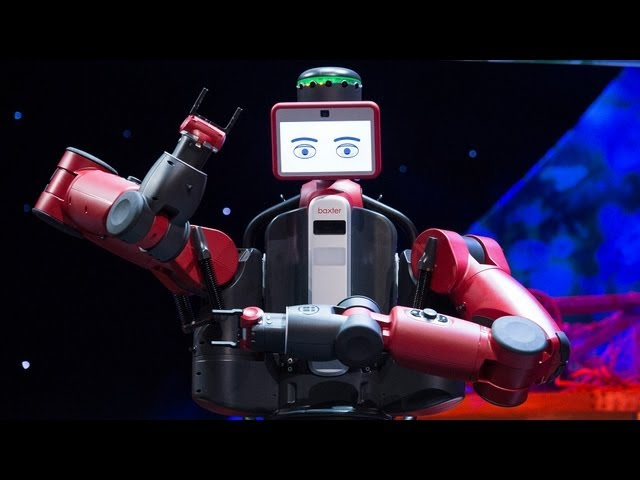Innovation Talk: Why we will rely on robots