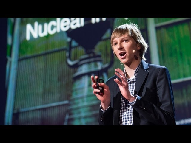 Innovation Talk: Radical Plan for Small Nuclear Fission Reactors