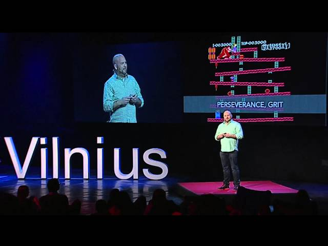 Innovation Video: The Future of Creativity and Innovation is Gamification