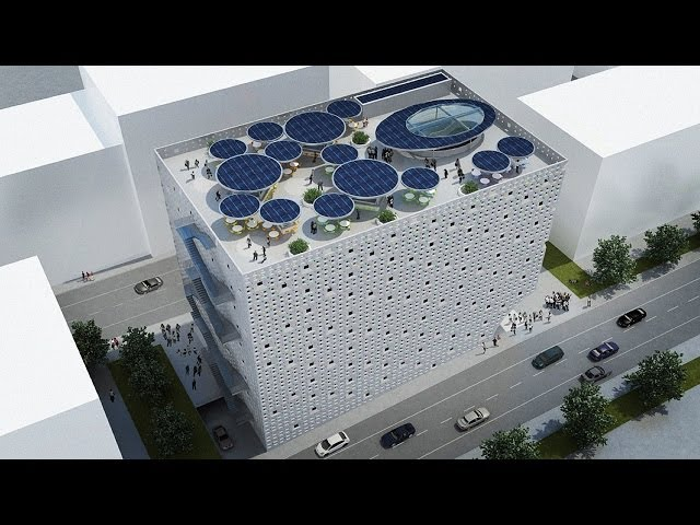 Innovation Talk: Community Home Architecture