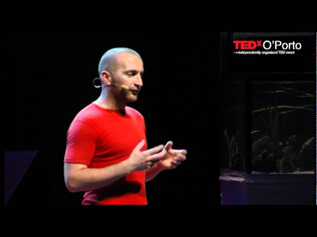 Innovation Presentation: The Moneyless Man