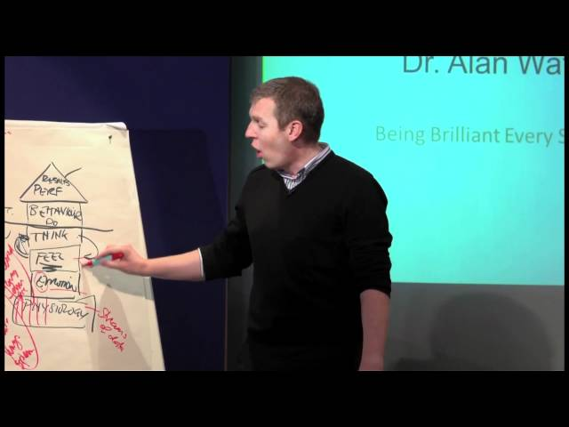 Innovation Talk: Being Brilliant Every Single Day